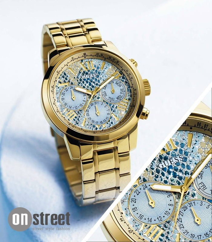 Ceas Guess Sunrise W0330L13